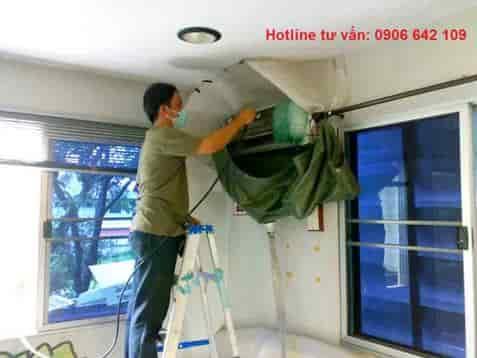 sửa máy lạnh tại nhà